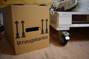 1. Umzug, Umzugskartons - Askarton.de