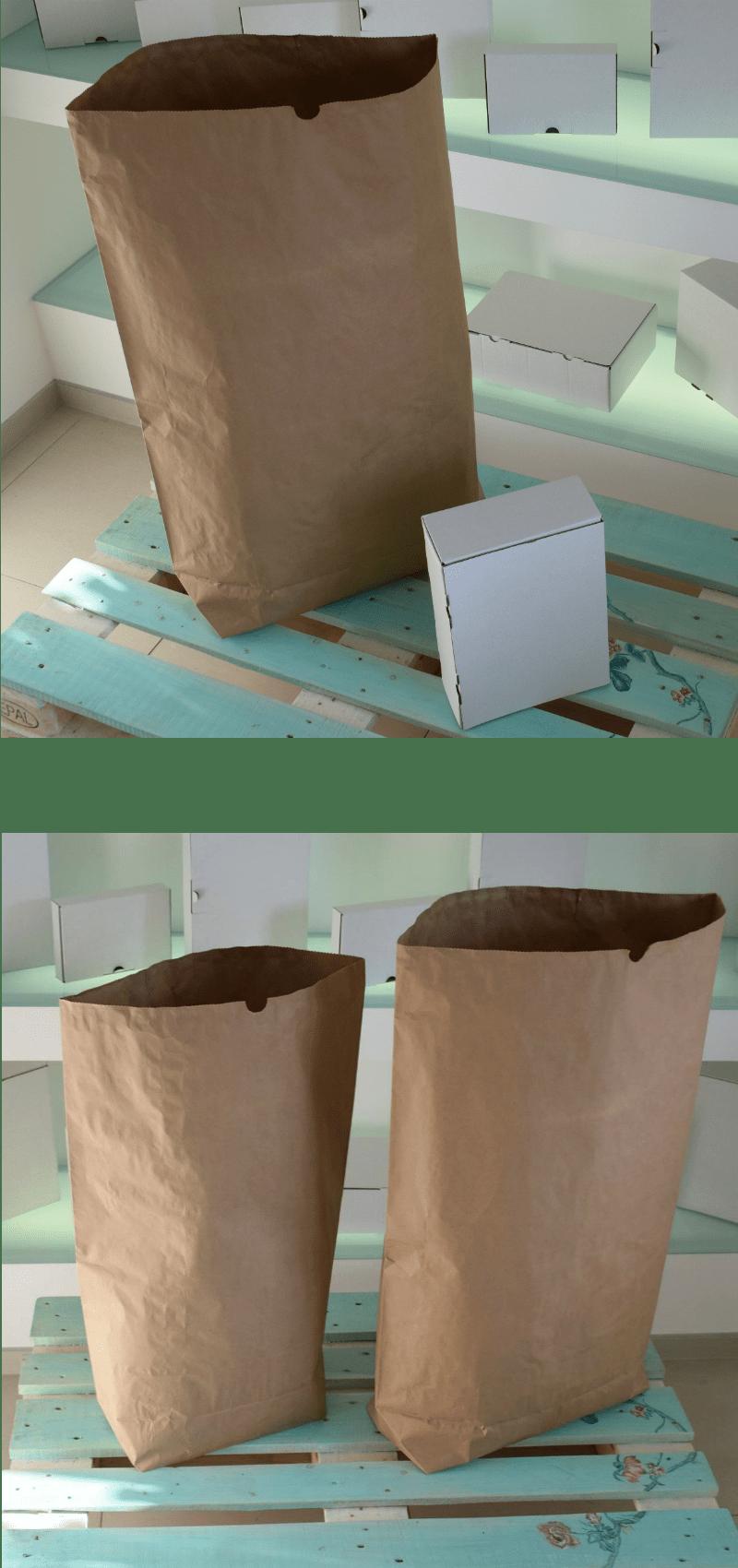 Papiersäcke Hersteller, Papiersäcke kaufen, Papiersäcke - As-kartons.de