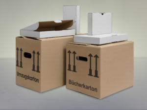Umzugkartons für Bücher - As-kartons.de