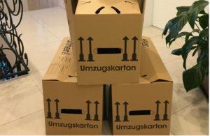 Umzugskartons auf Rechnung - As-kartons.de