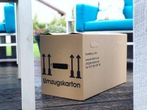 Umzugskartons im Angebot - As-kartons.de