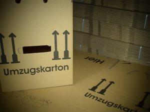 Großer Karton für Umzug - As-kartons.de